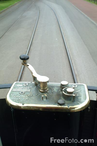 Picture of The British Thomson-Houston Co Ltd Tram Controller - Free Pictures - FreeFoto.com