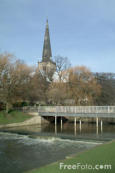 Picture of Church, Darlington - Free Pictures - FreeFoto.com