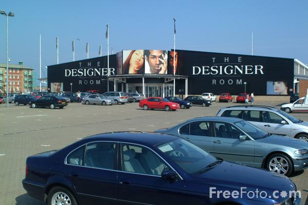 Picture of The Designer Room at Jacksons Landing, Hartlepool - Free Pictures - FreeFoto.com