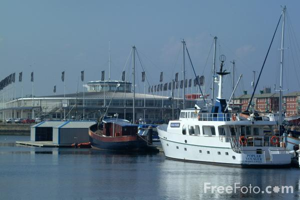 Picture of Hartlepool Marina - Free Pictures - FreeFoto.com