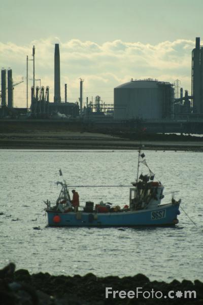 Picture of Fishing Boat - Free Pictures - FreeFoto.com