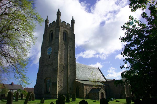 Picture of Sedgefield Parish Church - Free Pictures - FreeFoto.com