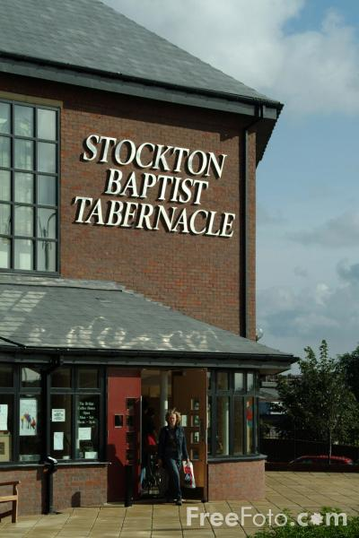 Picture of Stockton Baptist Tabernacle Church - Stockton on Tees - Free Pictures - FreeFoto.com