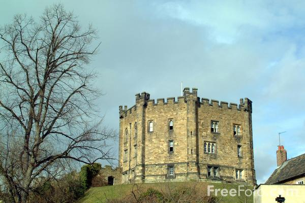 Picture of Durham Castle - Free Pictures - FreeFoto.com