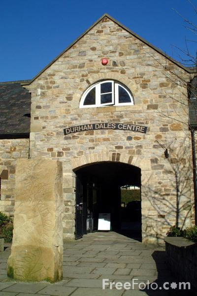 Picture of The Dales Centre, Weardale's Tourist Information Centre - Free Pictures - FreeFoto.com