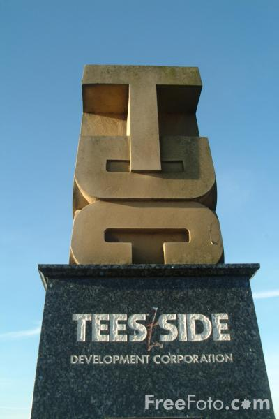 Picture of Teesside Development Corporation - Free Pictures - FreeFoto.com