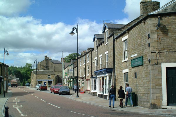 Picture of Middleton in Teesdale - Free Pictures - FreeFoto.com