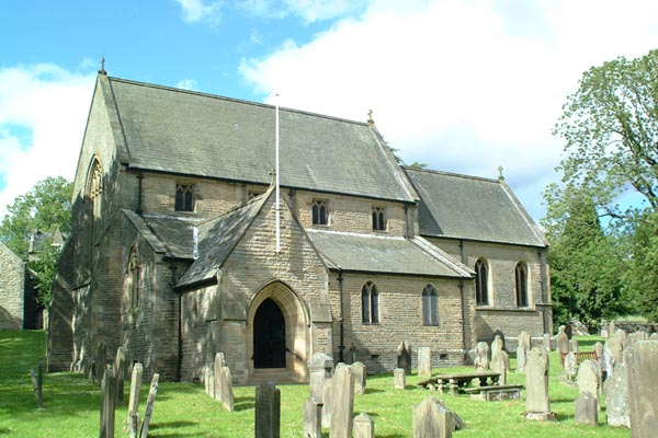 Picture of St Mary the Virgin, Parish Church, Middleton in Teesdale - Free Pictures - FreeFoto.com