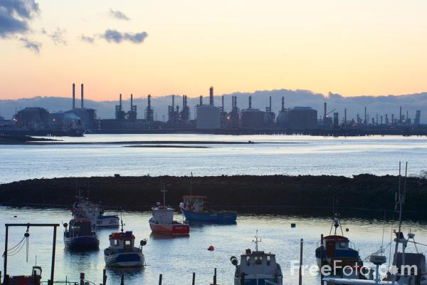 Picture of Industry, Teesmouth - Free Pictures - FreeFoto.com