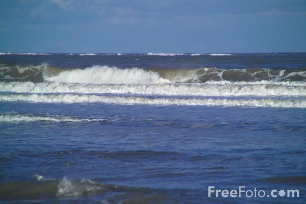 Picture of Seaton Carew - Free Pictures - FreeFoto.com