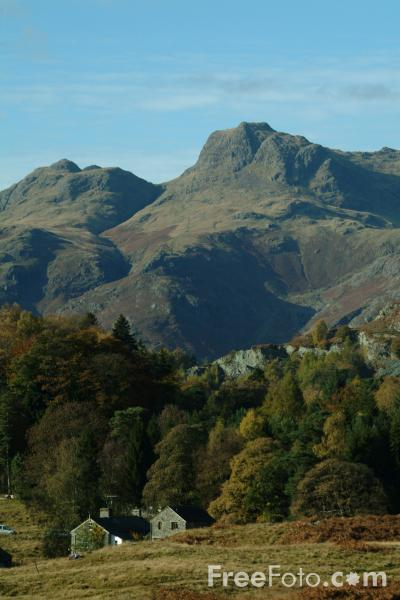 Picture of Little Langdale, The Lake District - Free Pictures - FreeFoto.com