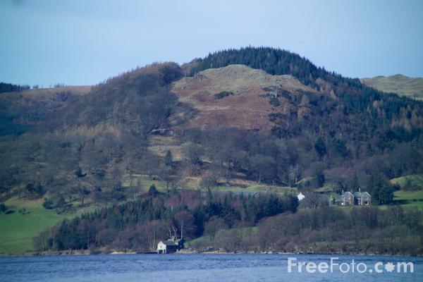 Picture of Ullswater, The Lake District - Free Pictures - FreeFoto.com