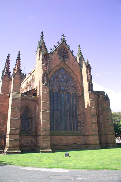 Picture of Carlisle Cathedral - Free Pictures - FreeFoto.com