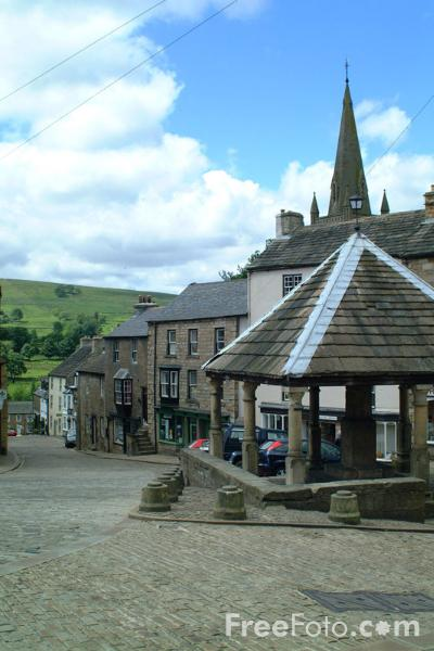 Picture of Alston, Cumbria - Free Pictures - FreeFoto.com