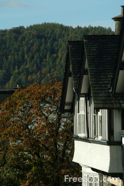 Picture of Ambleside, Lake Windermere, The Lake District - Free Pictures - FreeFoto.com