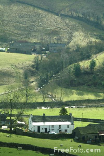Picture of Dentdale, Cumbria - Free Pictures - FreeFoto.com