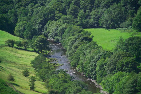 Picture of Lune Valley, The Lake District, England - Free Pictures - FreeFoto.com