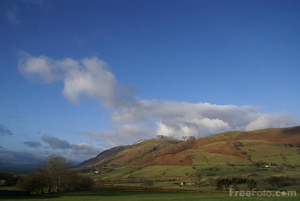 Picture of Blencathra - Free Pictures - FreeFoto.com