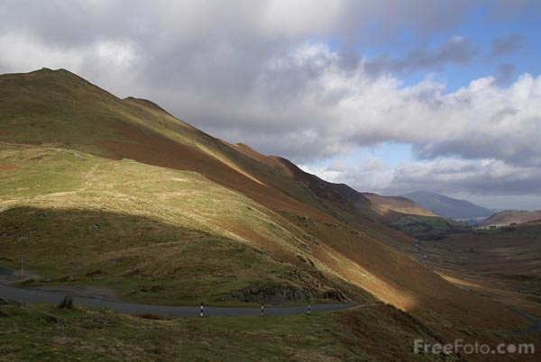 Picture of Newlands Valley - Free Pictures - FreeFoto.com