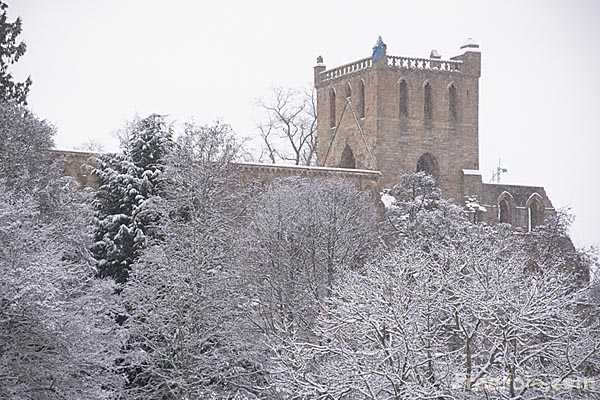 Picture of Winter 2010 in Jedburgh - Free Pictures - FreeFoto.com