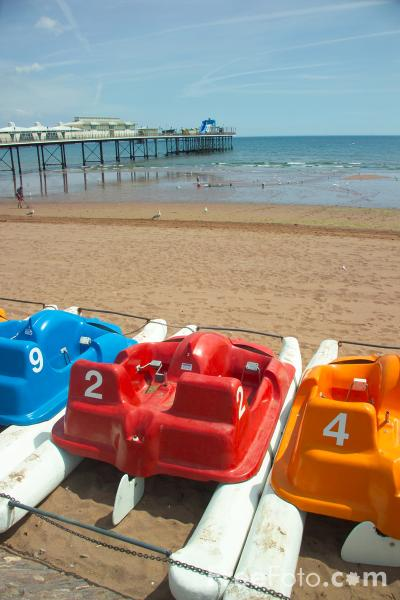 Picture of Paignton, Devon - Free Pictures - FreeFoto.com