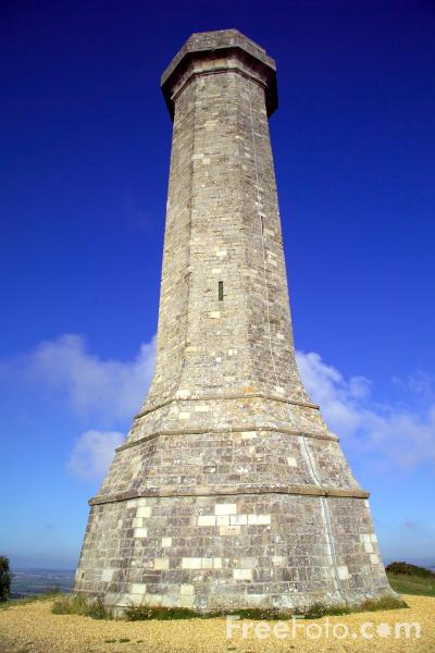 Picture of Hardy Monument, Dorset - Free Pictures - FreeFoto.com