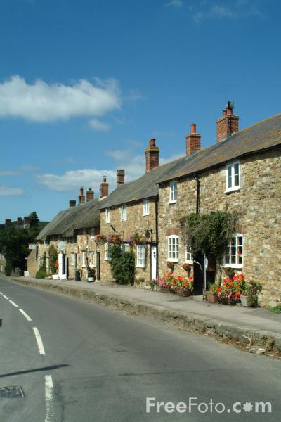 Picture of Abbotsbury Village, Dorset, England - Free Pictures - FreeFoto.com