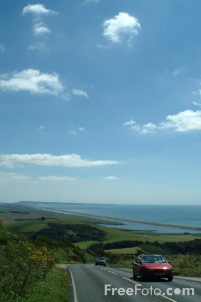 Picture of B3157, Near Abbotsbury, Dorset, England - Free Pictures - FreeFoto.com