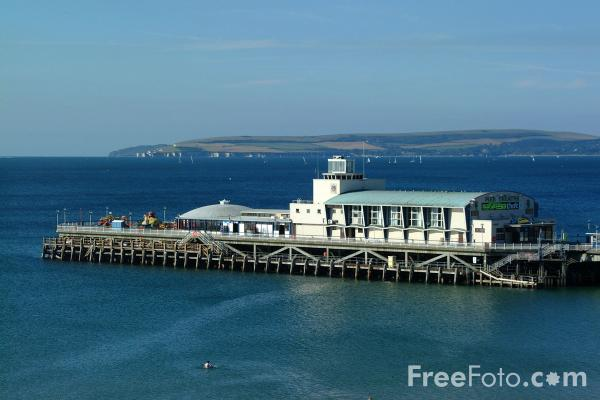 Picture of Bournemouth Pier, Dorset, England - Free Pictures - FreeFoto.com