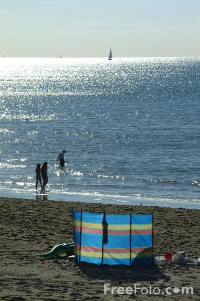Picture of Bournemouth Seafront, Dorset, England - Free Pictures - FreeFoto.com