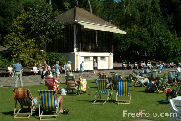 Picture of Bandstand, Bournemouth, Dorset, England - Free Pictures - FreeFoto.com