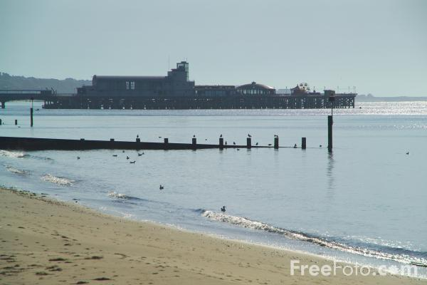 Picture of Bournemouth, Dorset, England, - Free Pictures - FreeFoto.com