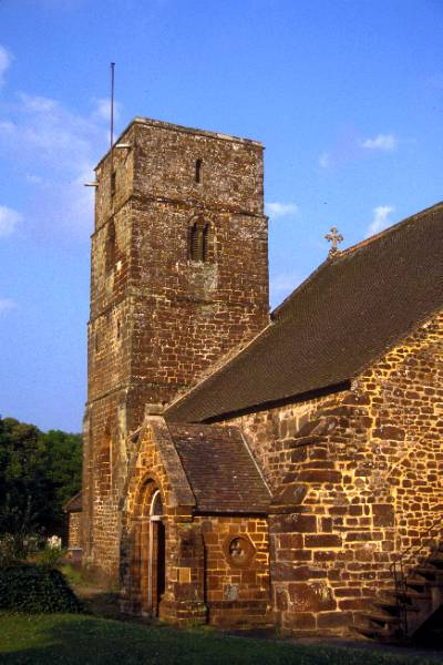Picture of Parish Church, Canford Magna - Free Pictures - FreeFoto.com