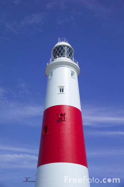 Picture of Portland Bill Lighthouse, Portland, Dorset - Free Pictures - FreeFoto.com