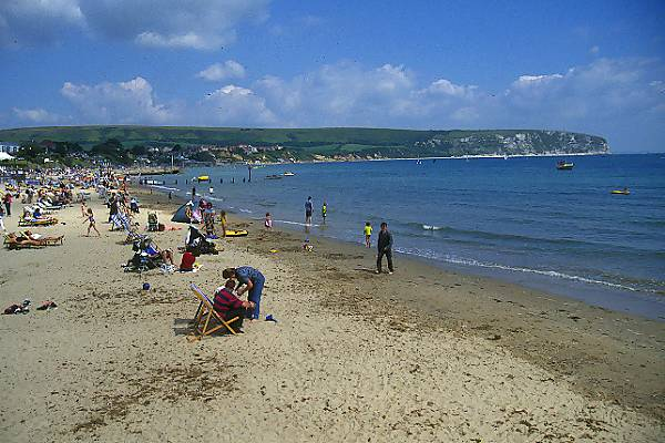 Picture of Swanage - Free Pictures - FreeFoto.com
