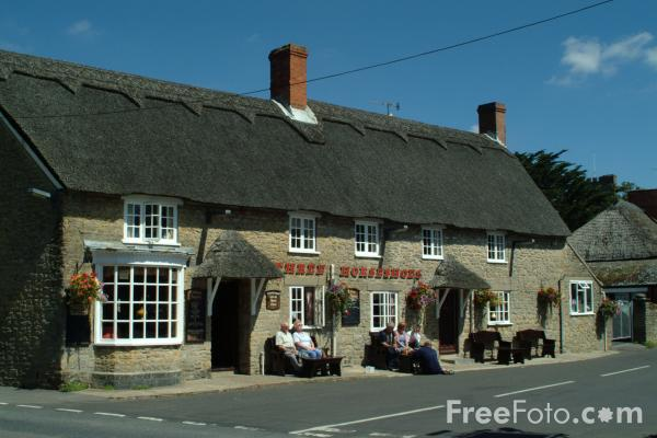 Picture of Swyre, Dorset, England - Free Pictures - FreeFoto.com