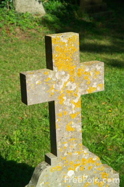 Picture of graveyard, Tolpuddle, Dorset - Free Pictures - FreeFoto.com