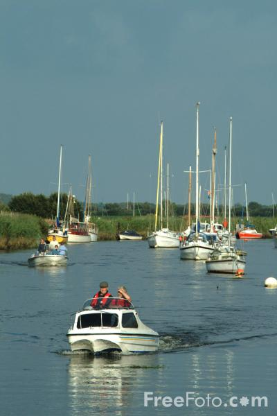 Picture of Wareham, Dorset - Free Pictures - FreeFoto.com