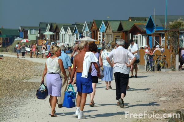 Picture of Hengistbury Head, Christchurch, Dorset - Free Pictures - FreeFoto.com