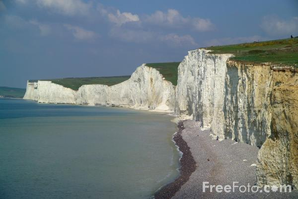 Picture of Seven Sisters - Free Pictures - FreeFoto.com