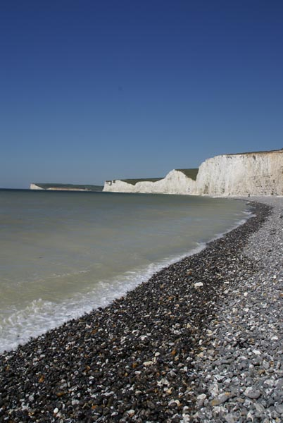 Picture of Seven Sisters, East Sussex - Free Pictures - FreeFoto.com