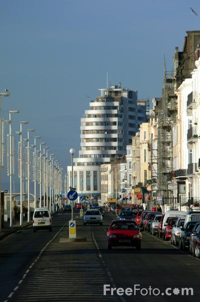 Picture of The Promenade, Hastings - Free Pictures - FreeFoto.com
