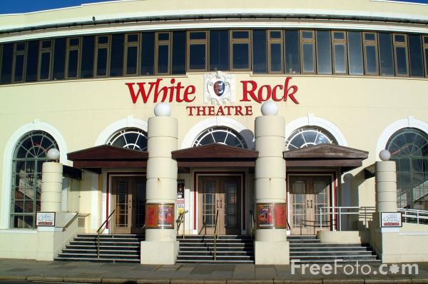 Picture of White Rock Theatre, Hastings - Free Pictures - FreeFoto.com