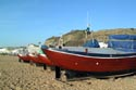 Image Ref: 1015-04-9 - Britain's biggest fleet of beach-launched fishing boats at Hastings, Viewed 7621 times