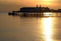 Sunset, Hastings Pier, Hastings has been viewed 7274 times