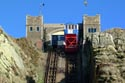 The East Cliff Railway, the steepest in Britain. has been viewed 7008 times