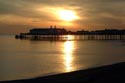 Image Ref: 1015-05-20 - Sunset, Hastings Pier, Hastings, Viewed 5450 times