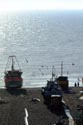 Image Ref: 1015-05-58 - Britain's biggest fleet of beach-launched fishing boats at Hastings, Viewed 3936 times