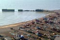 Image Ref: 1015-05-7 - Britain's biggest fleet of beach-launched fishing boats at Hastings, Viewed 5915 times