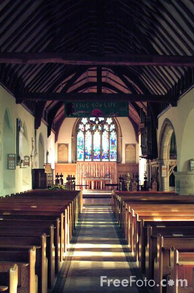 Picture of Anglican Church of St Anne on Western Road - Free Pictures - FreeFoto.com